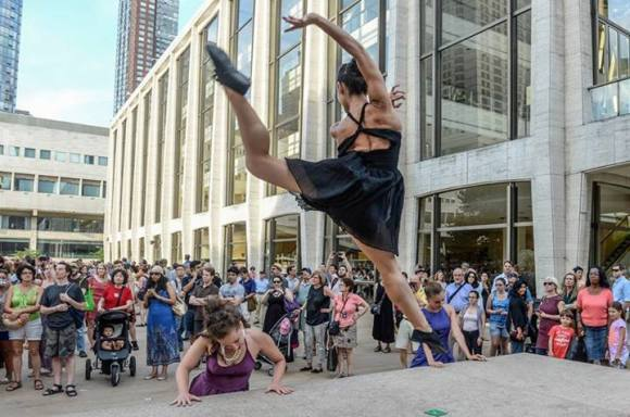 """Lincoln Center Out of Doors Festival, Mark Dendy's """"Ritual Cyclical"""", 2013"""
